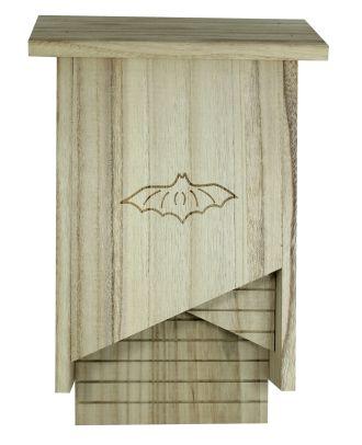 Fledermaushaus Holz Fledermauskasten Hauswand Fledermaus Nistkasten Holz FSC