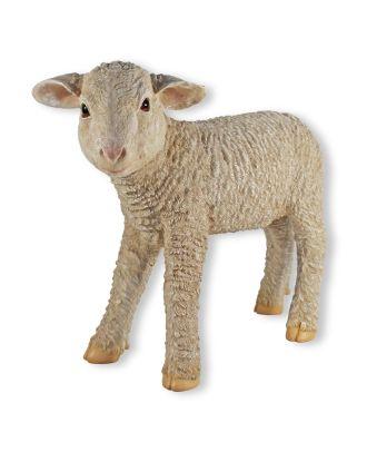 Gartenfigur Schaf Figur Maggie Schaf stehend Lamm Figur für den Garten
