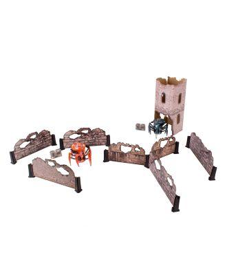 HEXBUG Battle Ground Spider Tower 409-5123 Micro Spielzeug Roboter
