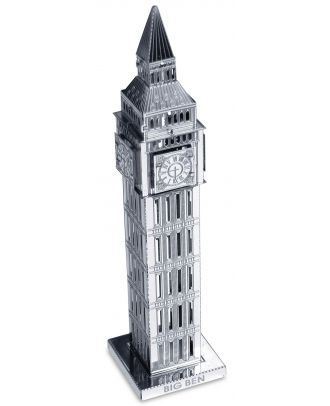 Metal Earth Big Ben Tower London MMS019 3D Figur Metallbausatz