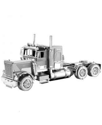Metal Earth Freightliner - Long Nose Truck LKW MMS144 3D Figur Metallbausatz