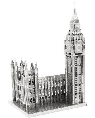 Metal Earth ICONX Big Ben ICX018 3D Figur Metallbausatz
