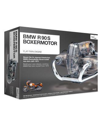 Franzis BMW R90S Motorbausatz Bausatz Motormodell Funktionsmodell
