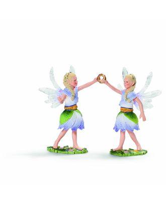 Schleich 70458 Schleich Bayala Elfe Elfenfigur Anemone Twins Spielfigur