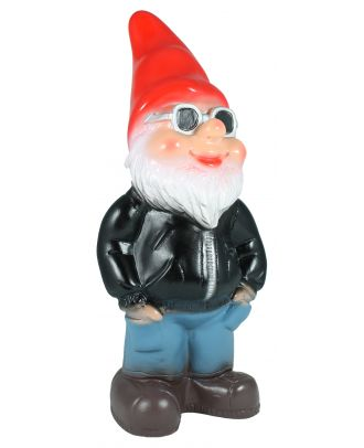 Dekofigur Gartenzwerg Cool Man PVC made in Germany Gartenfigur Dekozwerg