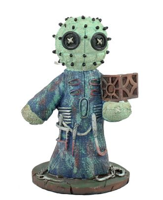 Pinheadz Figur Pin Hellraiser Horror Figur Monster Figuren
