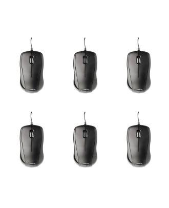 Speedlink Maus Jigg 6 Stück für PC Laptop Rechts- und Linkshänder 1000dpi USB