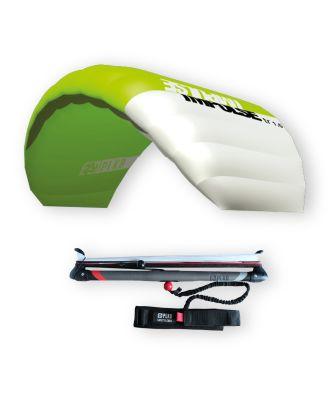Peter Lynn Kite Lenkmatte PLKB Impulse TR 1.5 Trainerkite Control Bar Dreileiner Drachen