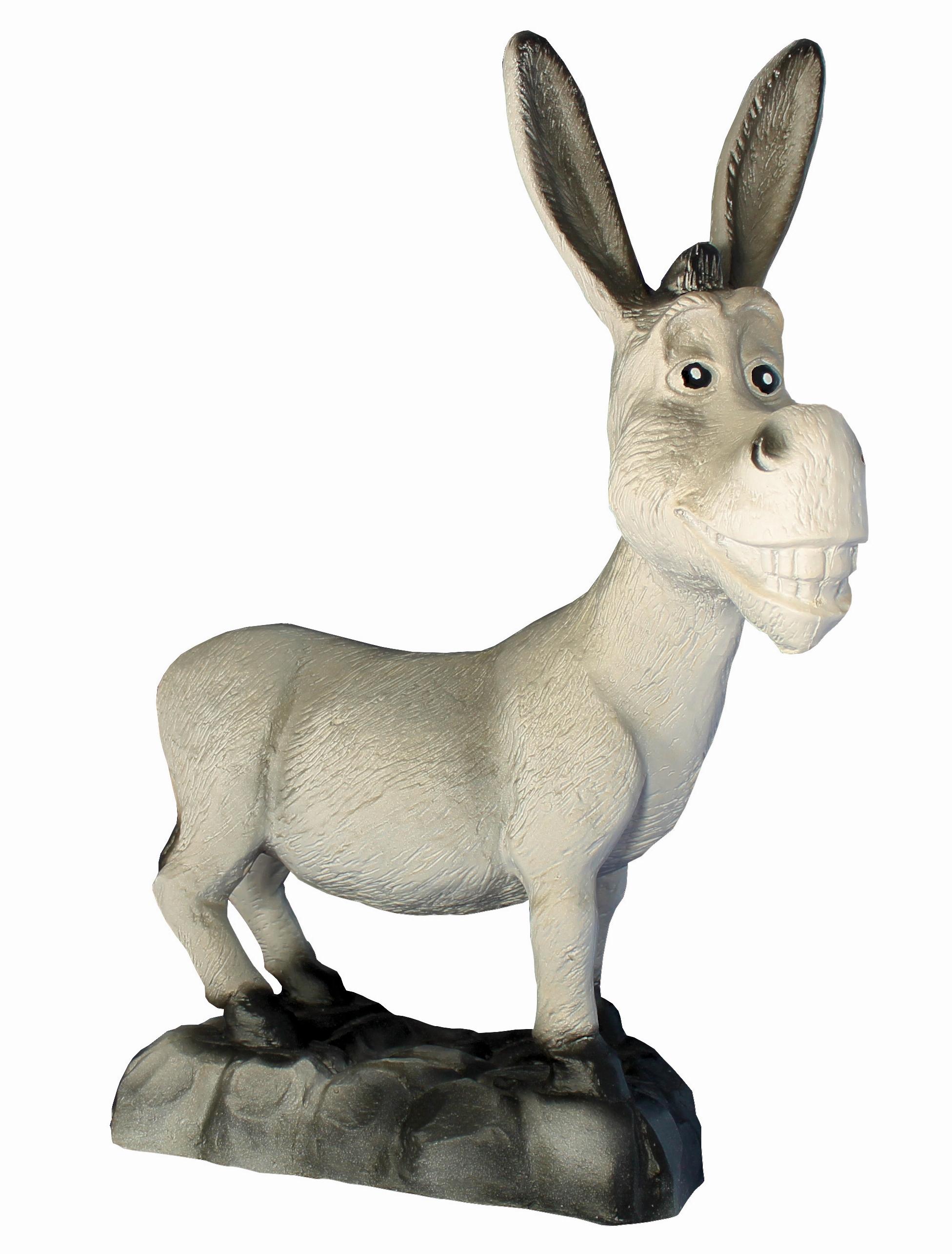 Figurine d corative ne shrek jardin d coration maison for Ane decoration jardin