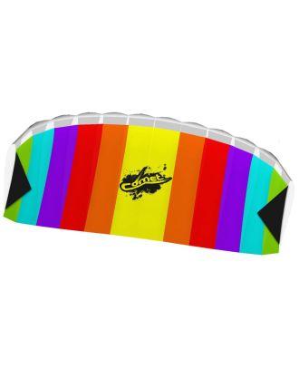 HQ Lenkmatte Beginner Comet Rainbow Drachen