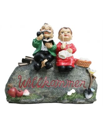 Willkommen Schild Oma und Opa Herzlich Willkommen Willkommensschild Haustür
