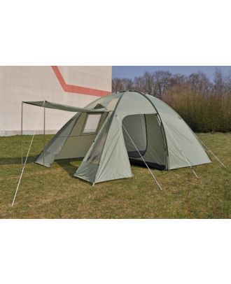 Familienzelt 4-Personen-Zelt Campingzelt Iglu-Zelt Schlafzelt Polyester